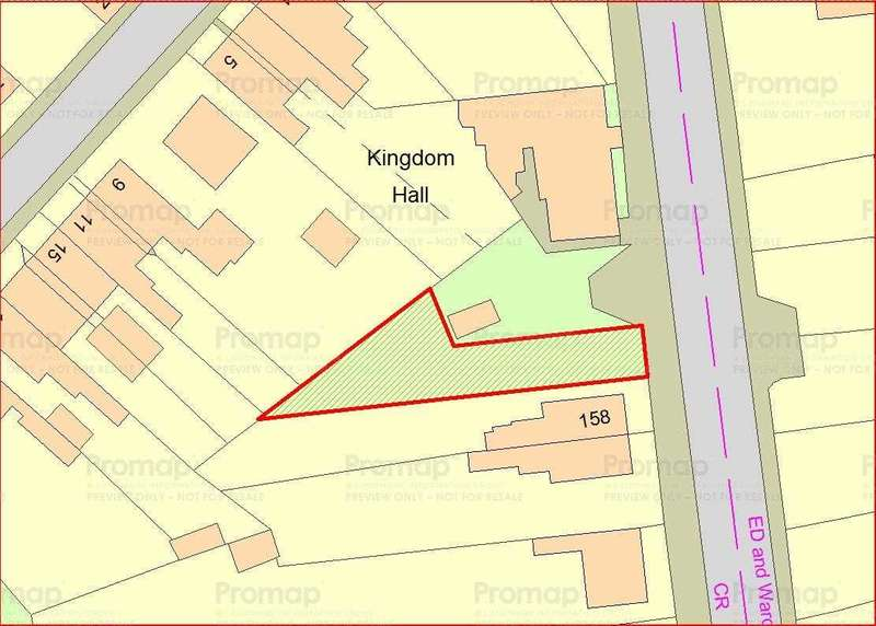 Plot Commercial for sale in Derby Road, Ripley