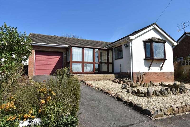 3 Bedrooms Detached Bungalow for sale in Wyebank Way, Tutshill, Chepstow
