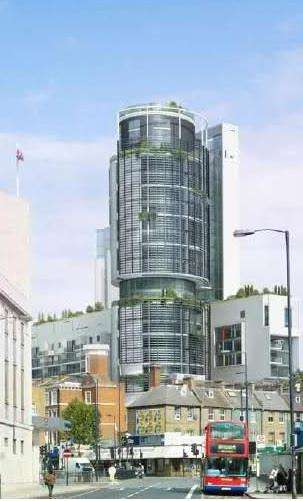 1 Bedroom Flat for sale in One City North, Finsbury Park, N4