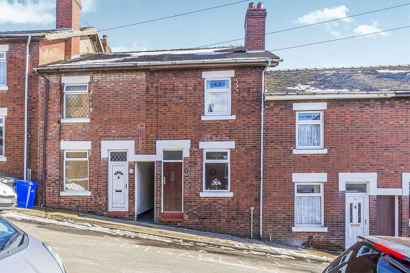 2 Bedrooms Terraced House for sale in Smith Street, Stoke-On-Trent, ST3