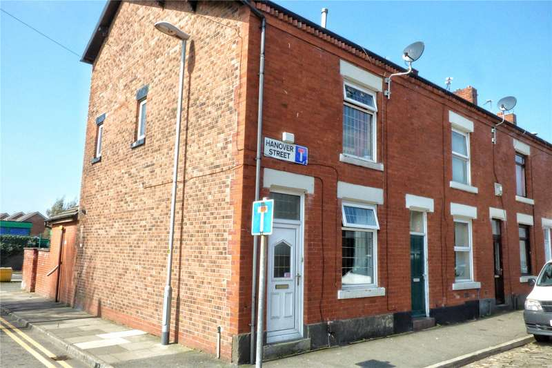 3 Bedrooms End Of Terrace House for sale in Hanover Street, Castleton, Rochdale, OL11