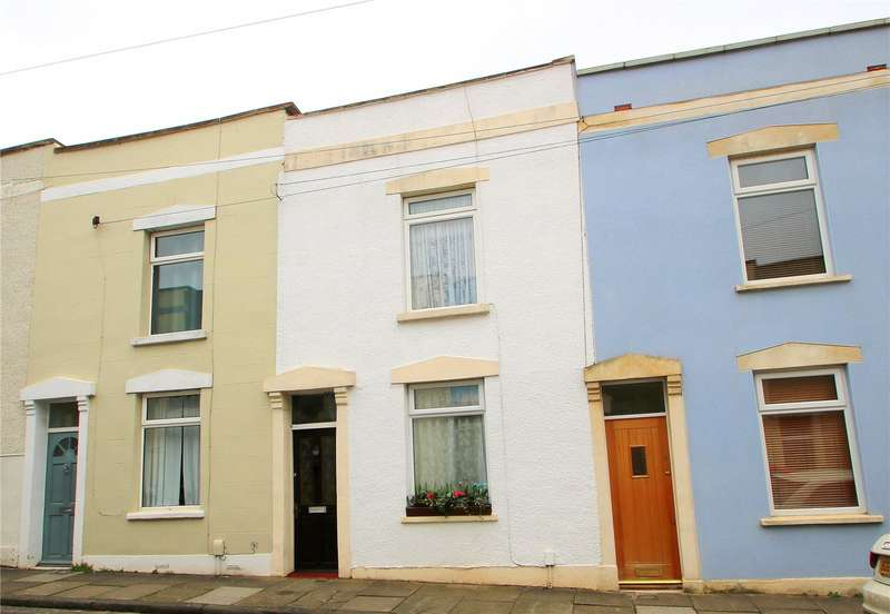 2 Bedrooms Terraced House for sale in King William Street Southville Bristol BS3