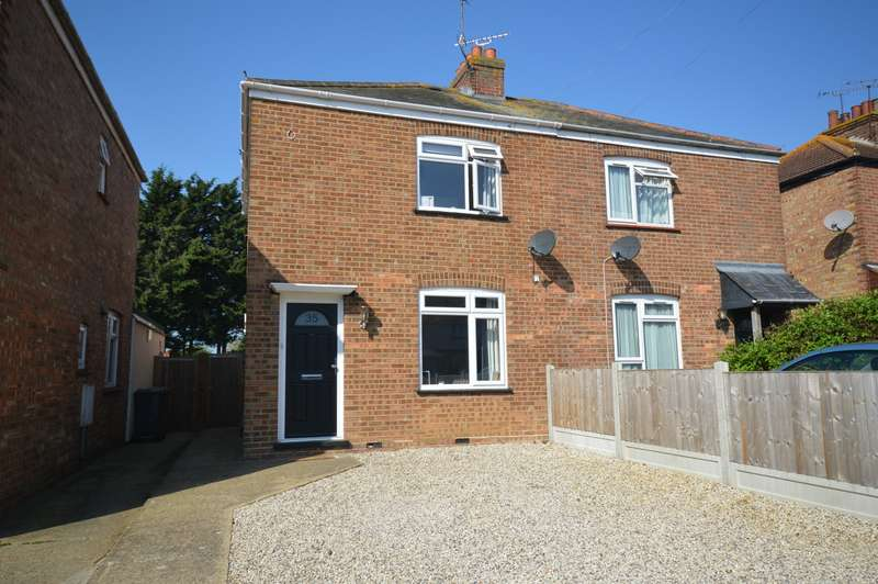 3 Bedrooms Semi Detached House for sale in Rickstones Road, Witham, CM8