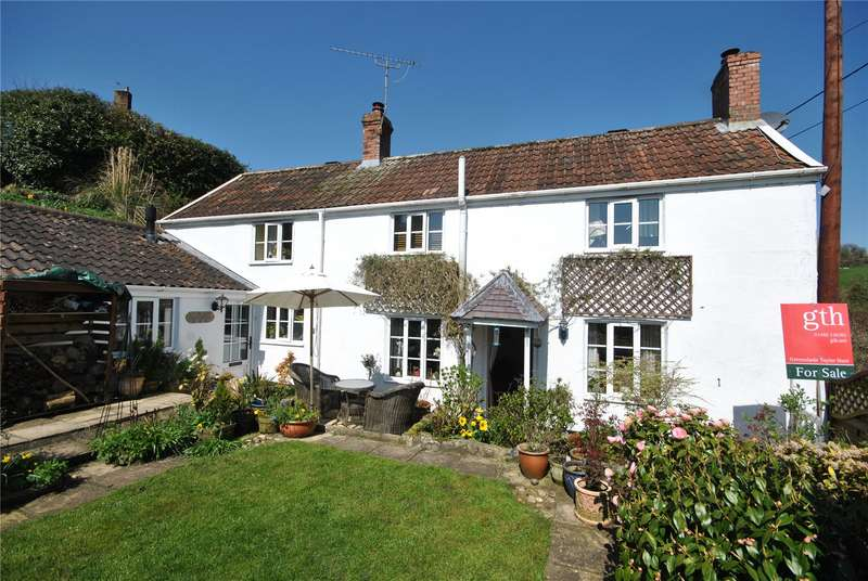 2 Bedrooms Detached House for sale in Underway, Combe St. Nicholas, Chard, Somerset, TA20