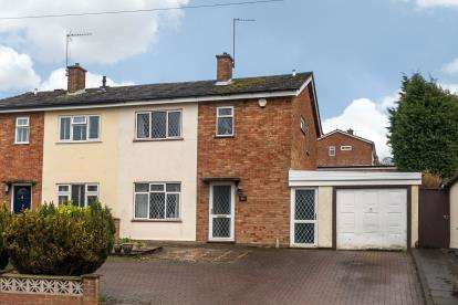 3 Bedrooms Semi Detached House for sale in Greenheath Road, Hednesford, Cannock, Staffordshire
