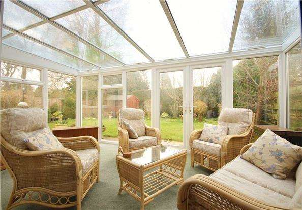 4 Bedrooms Detached House for sale in Burcot Park, Burcot, ABINGDON, Oxfordshire, OX14 3DH