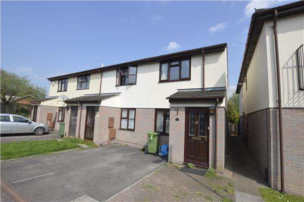 2 Bedrooms Semi Detached House for sale in 34 Millbrook Gardens, CHELTENHAM, Gloucestershire, GL50 3RQ