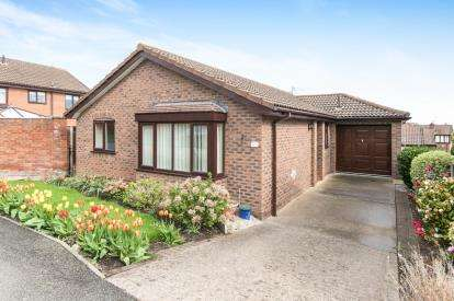 3 Bedrooms Bungalow for sale in Lon Dirion, Abergele, Conwy, North Wales, LL22
