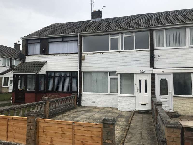 3 Bedrooms Terraced House for sale in Scafell Walk, Netherley, Liverpool, L27