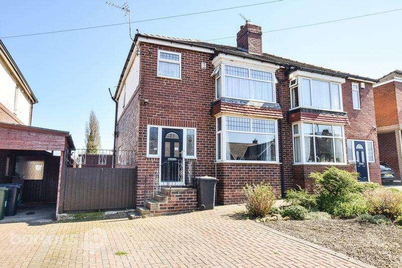 3 Bedrooms Semi Detached House for sale in Oakwood Grove, BROOM