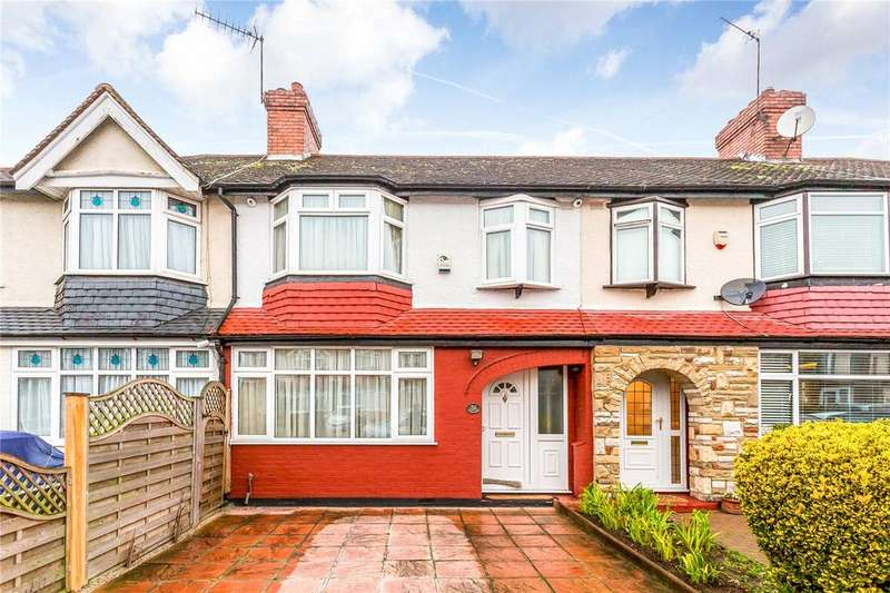 3 Bedrooms Terraced House for sale in Woodgrange Avenue, Enfield, EN1