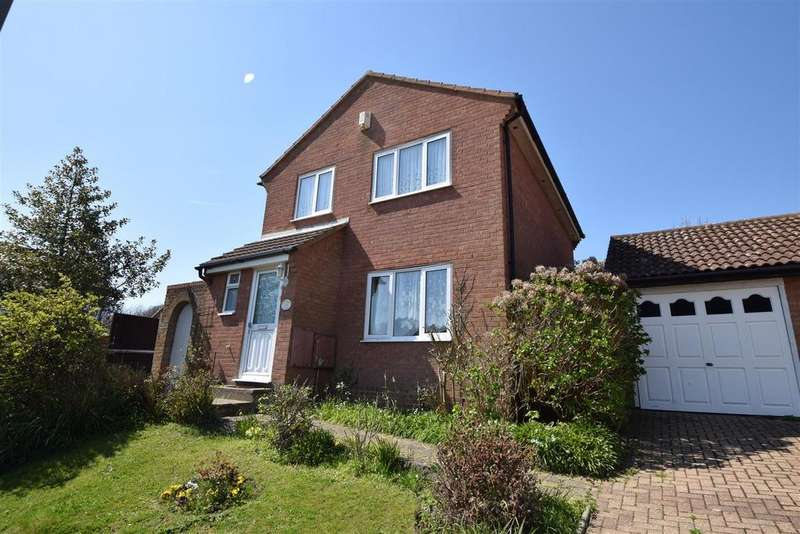 3 Bedrooms Detached House for sale in Hopgarden Close, Hastings