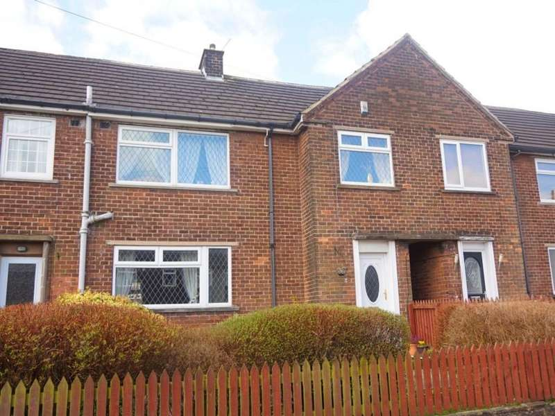 3 Bedrooms Town House for sale in Throxenby Way, Clayton