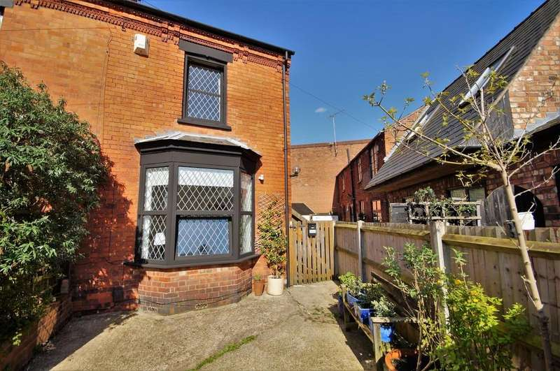 3 Bedrooms End Of Terrace House for sale in Bedford Street, Lincoln