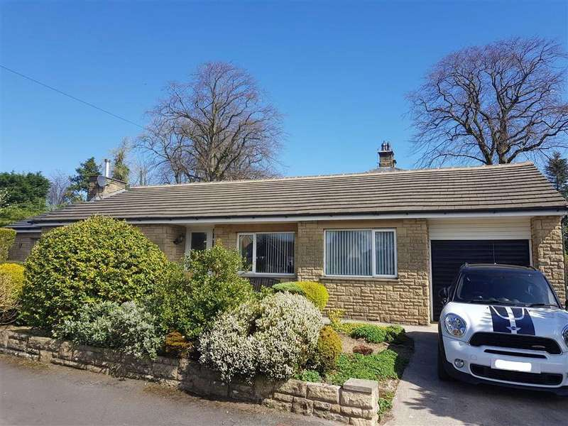 3 Bedrooms Detached Bungalow for sale in Hoarstones Avenue, Fence, Lancashire