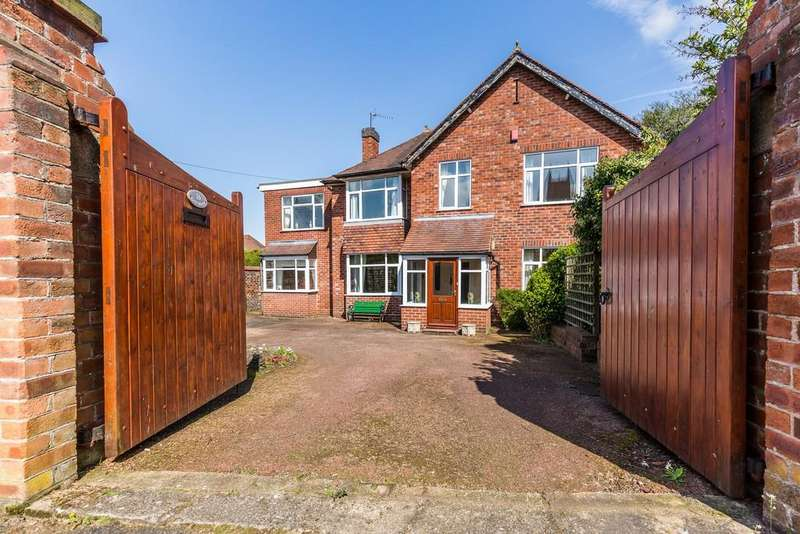 4 Bedrooms Detached House for sale in East Bight, Lincoln