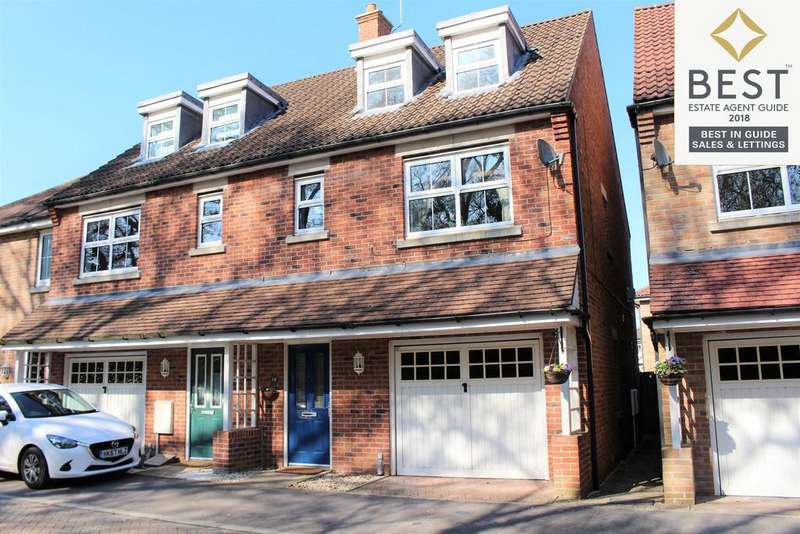 3 Bedrooms Town House for sale in St Contest Way, Marchwood