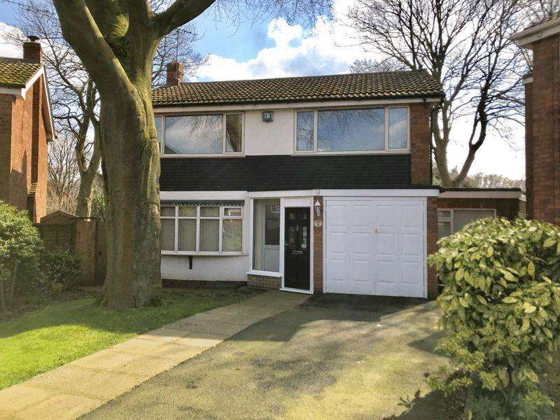 3 Bedrooms Detached House for sale in Highgate Close, Walsall