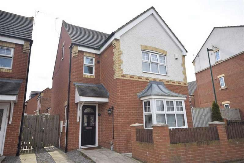 4 Bedrooms Detached House for sale in Low Lane, South Shields