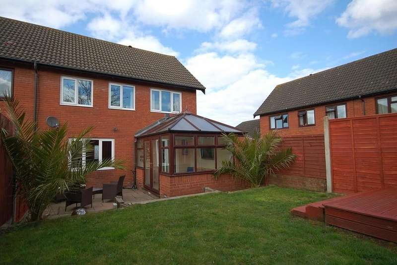 3 Bedrooms Semi Detached House for sale in Cooper Road, Sheringham