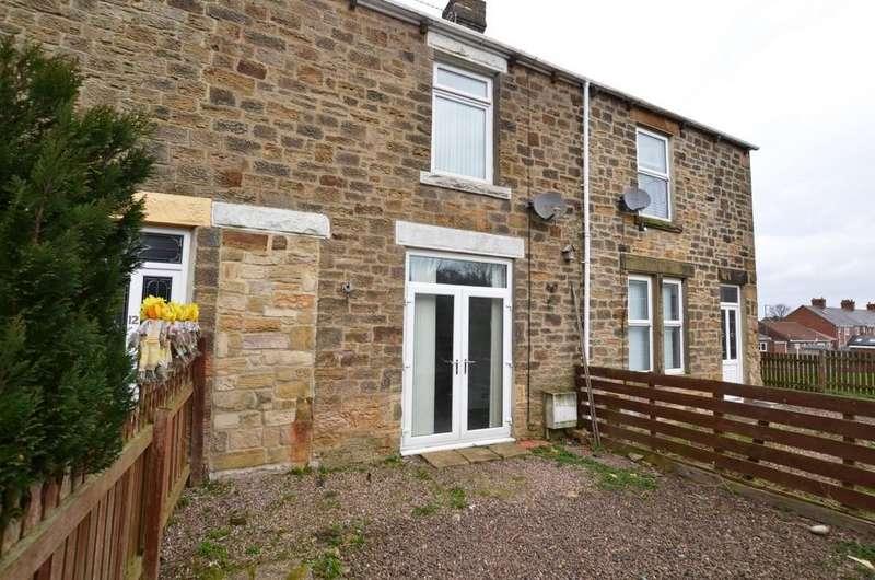 2 Bedrooms Terraced House for sale in George Street, Dipton