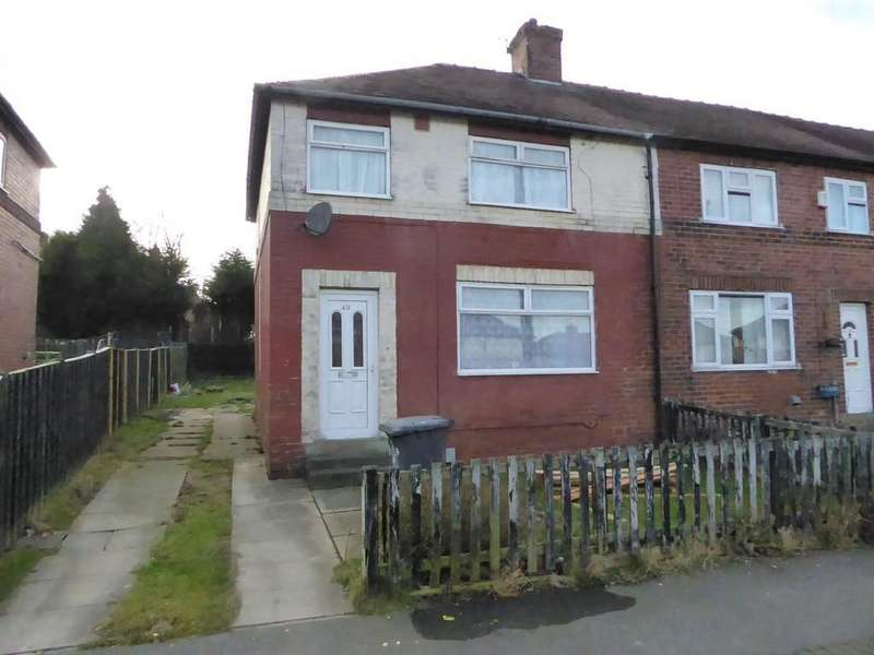 3 Bedrooms End Of Terrace House for sale in Woodsome Estate, Batley