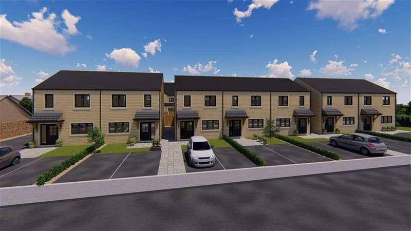3 Bedrooms Town House for sale in Cross Green Road, Waterloo, Huddersfield, HD5