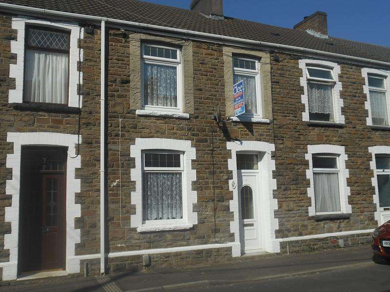 3 Bedrooms Terraced House for sale in Eva Street, Neath, Neath Port Talbot.