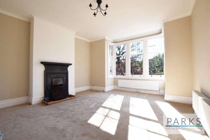 4 Bedrooms Maisonette Flat for rent in Surrenden Road, Brighton, BN1