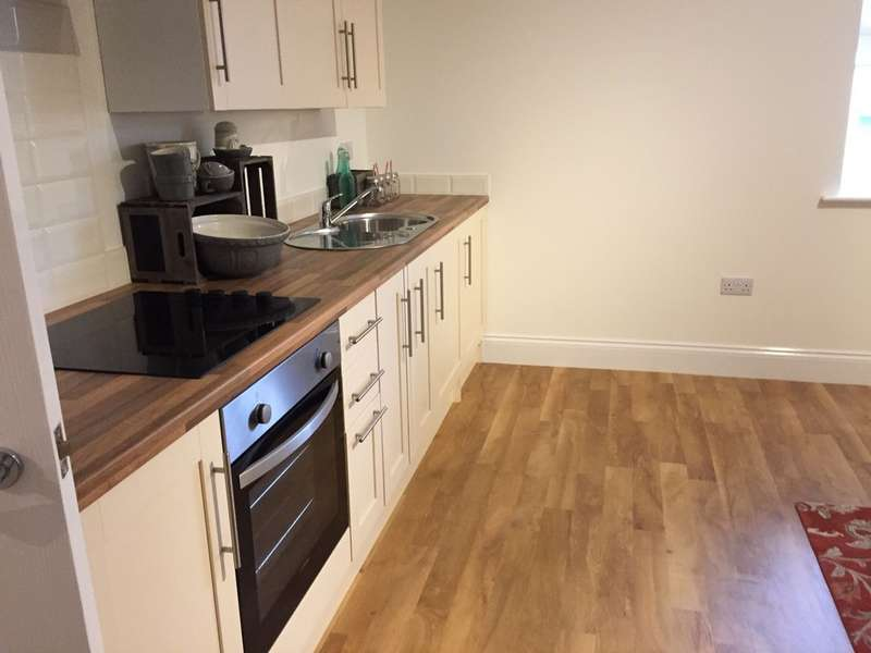 1 Bedroom Apartment Flat for sale in Ringwood Road BH11