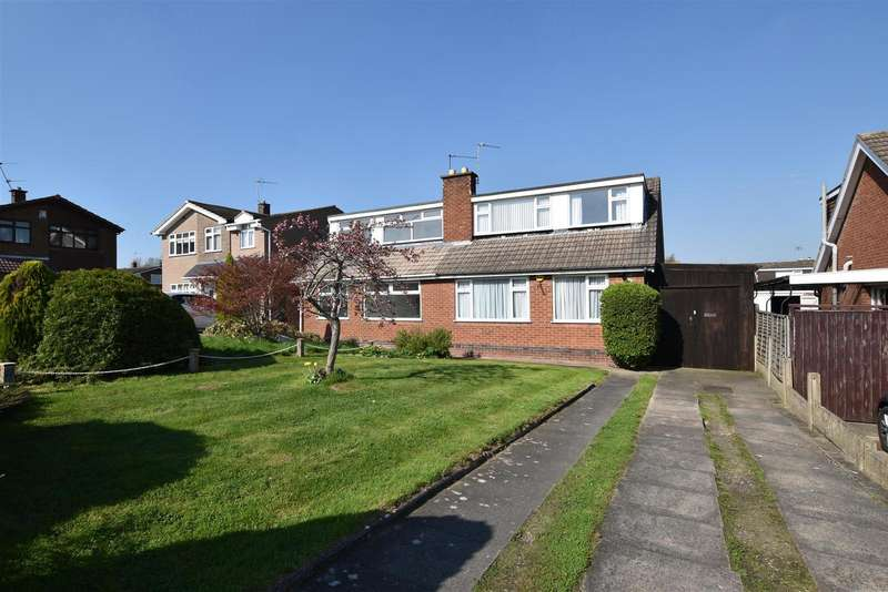 3 Bedrooms Detached House for sale in Ludlow Close, Loughborough