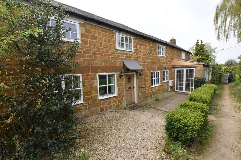 3 Bedrooms Cottage House for sale in High Street, Deddington, Banbury