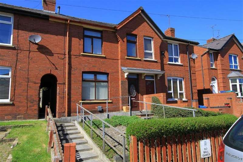2 Bedrooms Terraced House for sale in 39, Cutgate Road, Cutgate, Rochdale, OL12