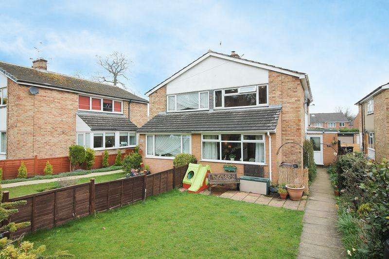 3 Bedrooms Semi Detached House for sale in Priest Lane, Ripon