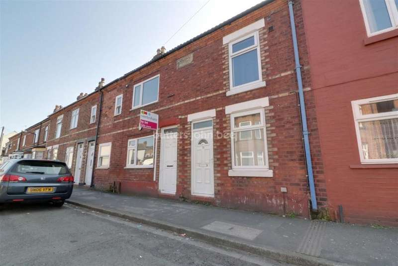 2 Bedrooms Terraced House for sale in Victoria Road, Northwich