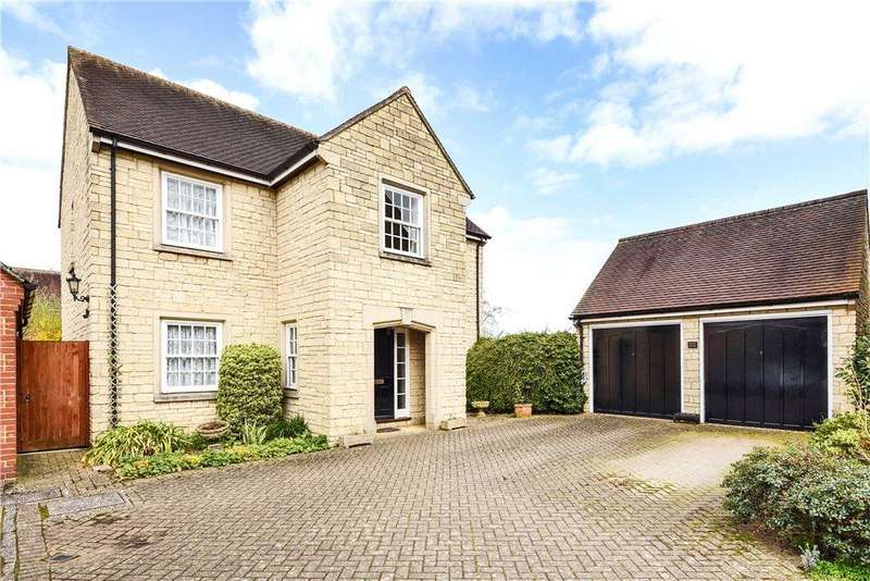 5 Bedrooms Detached House for sale in Coneygere, Olney, Buckinghamshire