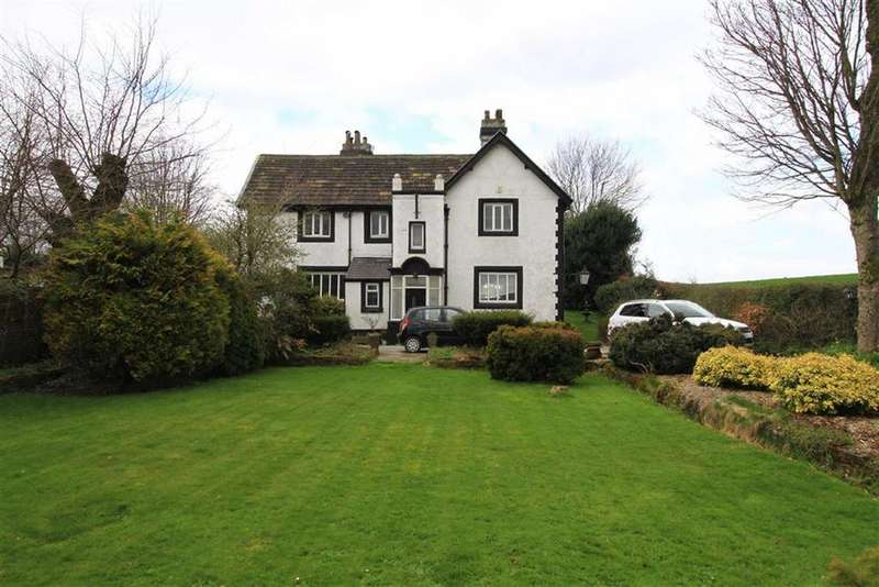 4 Bedrooms Detached House for sale in Thornham House, Thornham Lane, Slattocks, Middleton, M24