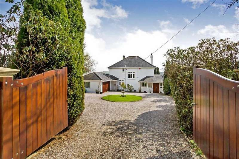 3 Bedrooms Detached House for sale in Meavy Lane, Yelverton, Devon, PL20