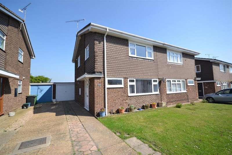 3 Bedrooms Semi Detached House for sale in Arcadia Road, Burnham-on-Crouch