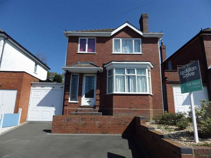 3 Bedrooms Detached House for sale in Highmoor Road, Rowley Regis