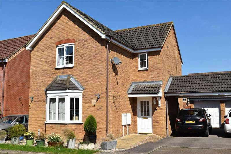3 Bedrooms Detached House for sale in Sandy Road, Calvert