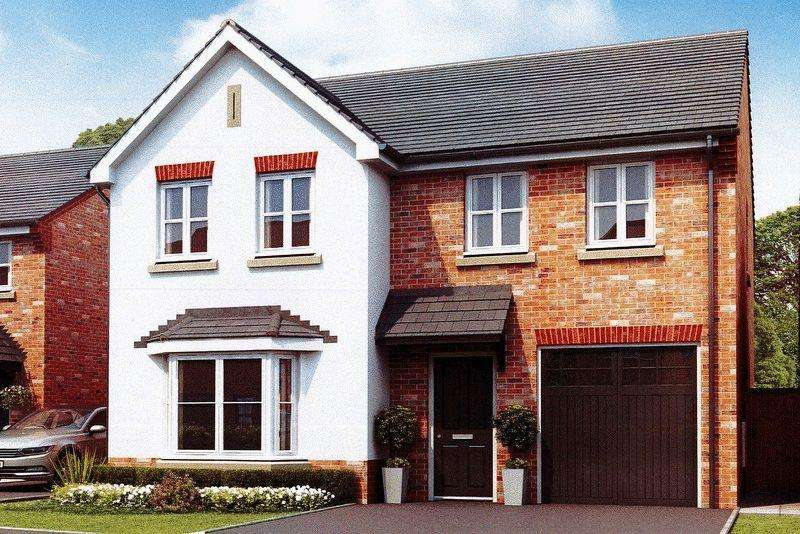 4 Bedrooms Detached House for sale in Overton Manor, Shaws Lane, Eccleshall, Stafford