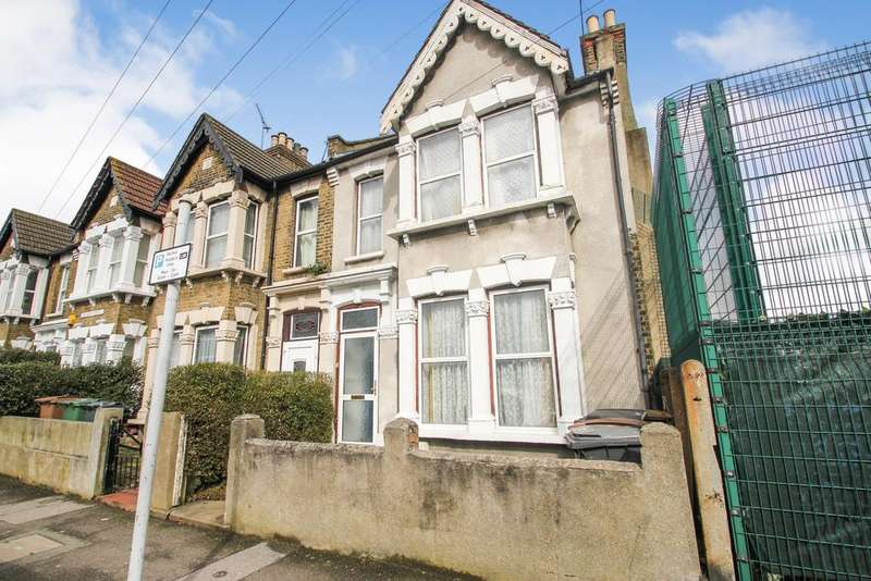 3 Bedrooms End Of Terrace House for sale in Vernon Road, Leytonstone, London, E11