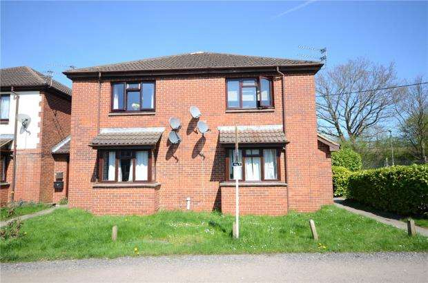 1 Bedroom Apartment Flat for sale in Prospect Cottages, South Road, Ash Vale