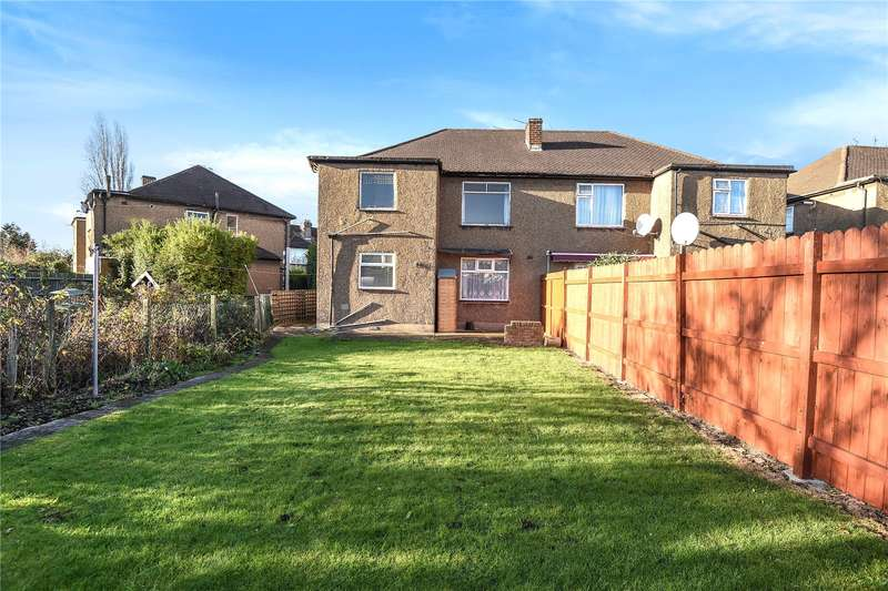 2 Bedrooms Maisonette Flat for sale in Ivy Close, Harrow, Middlesex, HA2