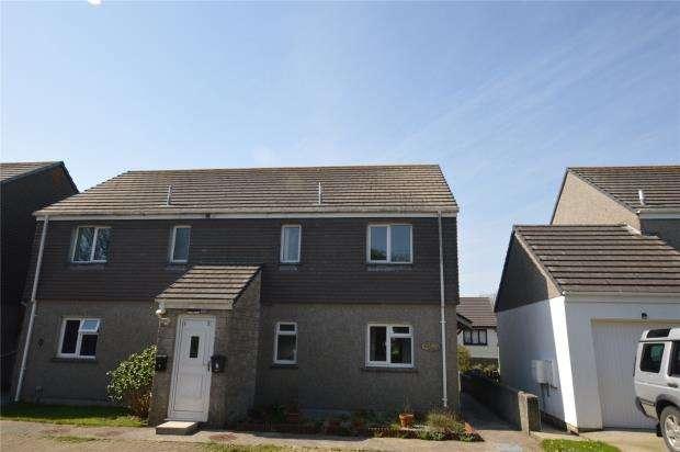 1 Bedroom Flat for sale in Crosswalla Fields, Helston, Cornwall