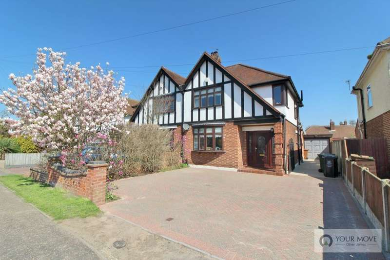 3 Bedrooms Semi Detached House for sale in Middleton Road, Gorleston, Great Yarmouth, NR31