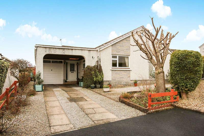3 Bedrooms Detached Bungalow for sale in Larchbank Place, Dumfries, DG1