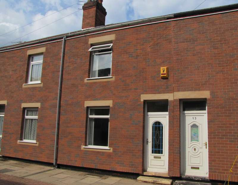 2 Bedrooms Terraced House for sale in Mutual Street, Hexthorpe