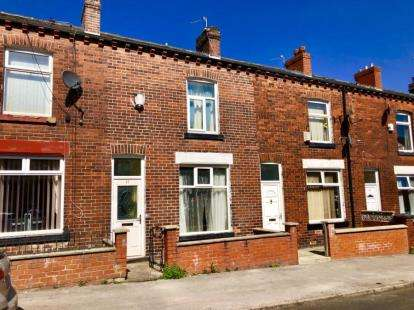 3 Bedrooms Terraced House for sale in Melville Street, Bolton, Greater Manchester